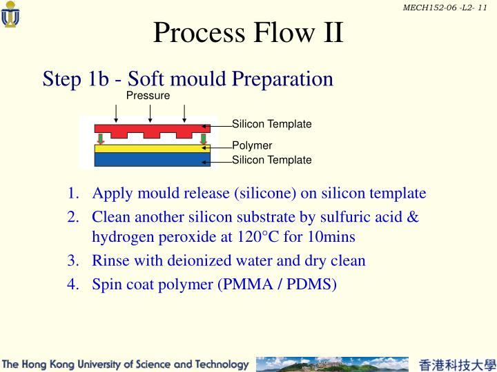 Process Flow II