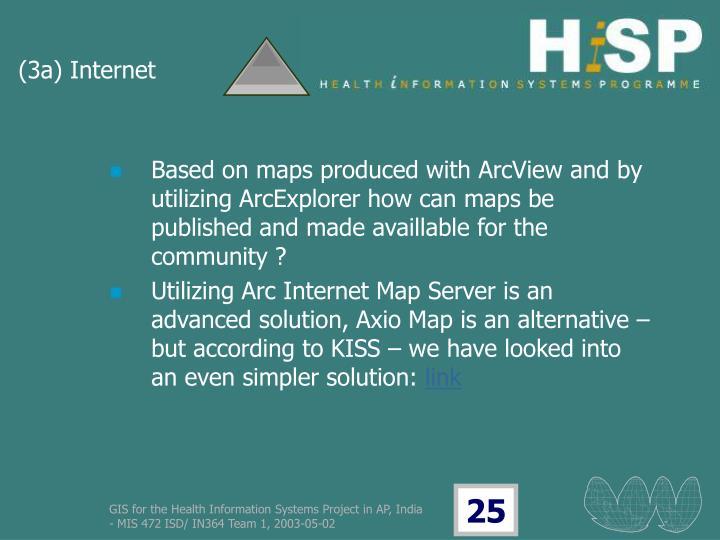 (3a) Internet