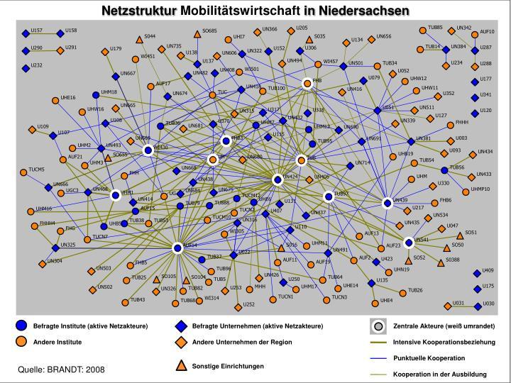 Netzstruktur