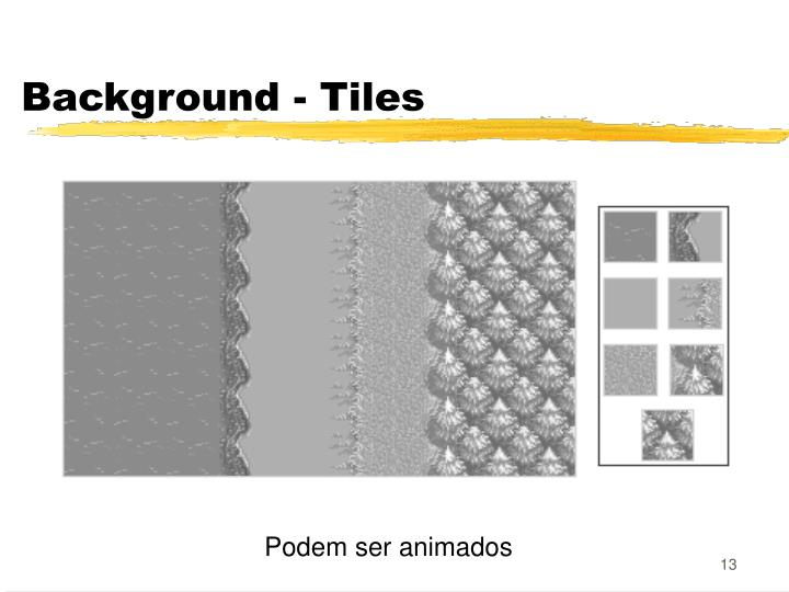Background - Tiles