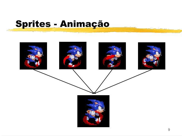 Sprites - Animação