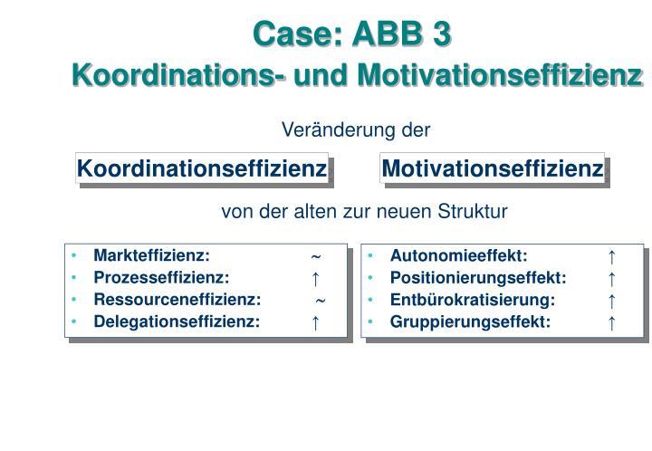 Case: ABB 3