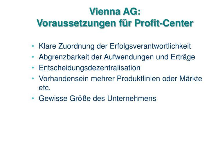Vienna AG:
