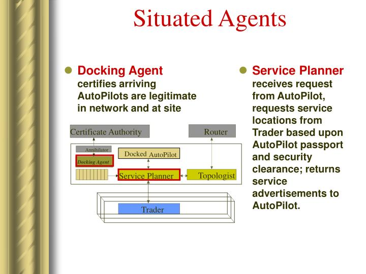 Docking Agent