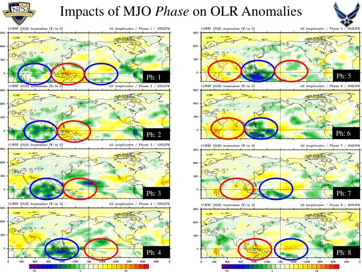 Impacts of MJO