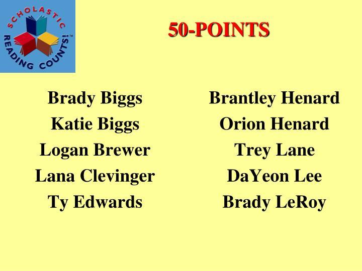 Brady Biggs