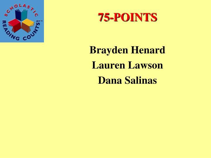 Brayden Henard