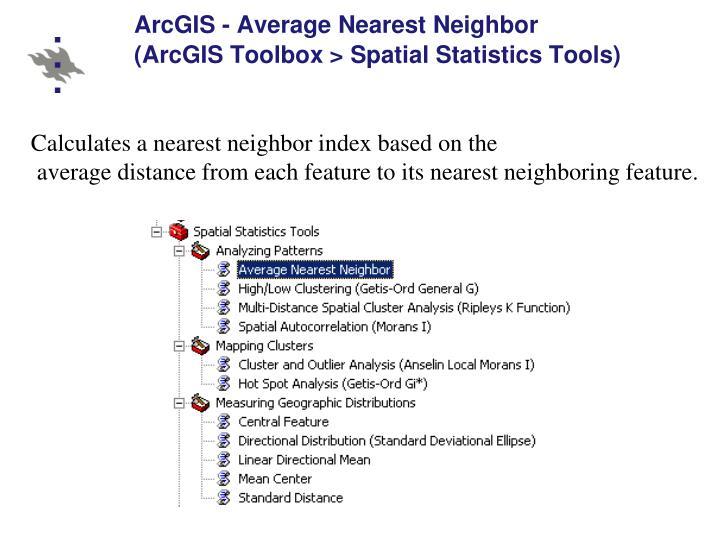 ArcGIS -