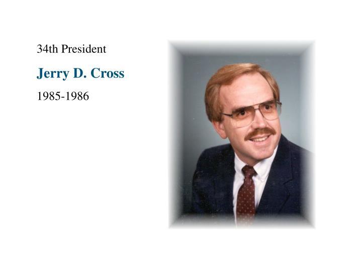 34th President