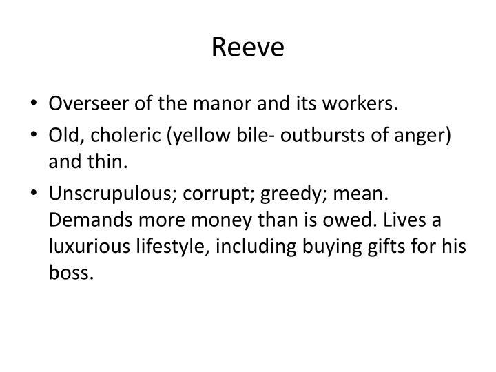 Reeve