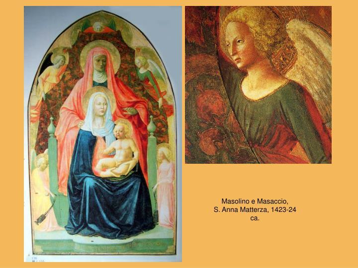 Masolino e Masaccio,