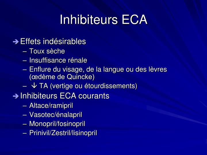 Inhibiteurs