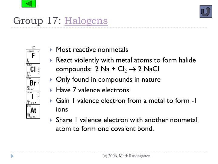 Group 17: