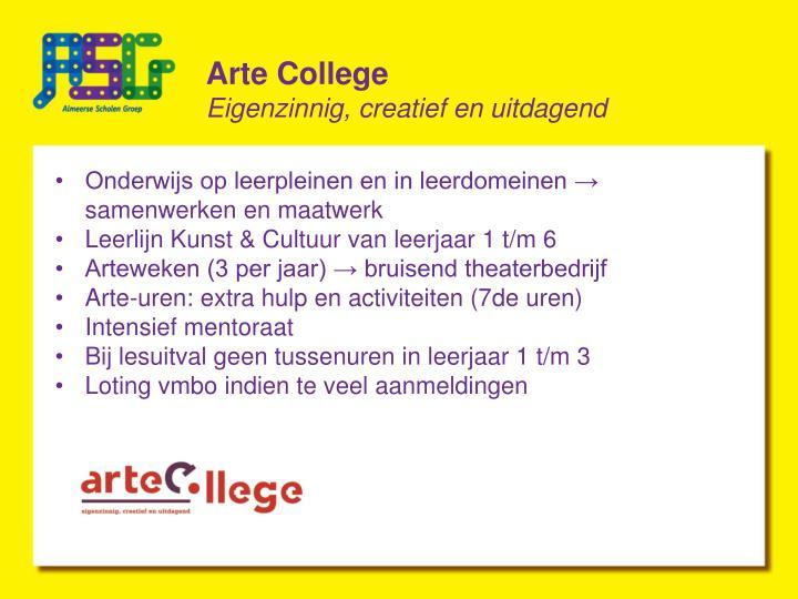 Arte College