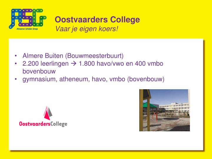 Oostvaarders College