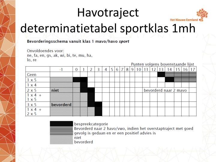 Havotraject