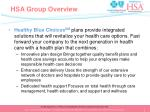 hsa group overview1