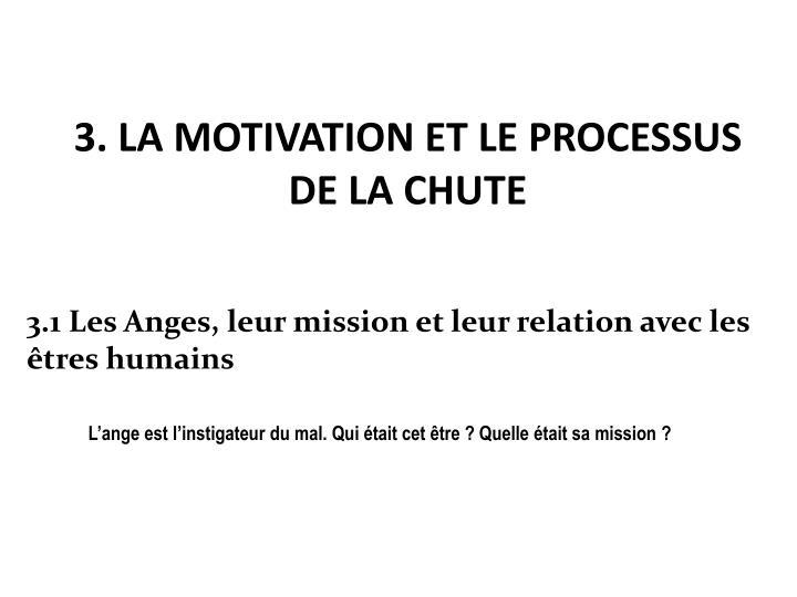 3.1 Les Anges, leur mission et leur relation avec les êtres humains