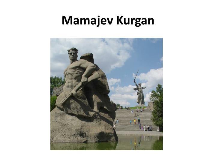 Mamajev Kurgan