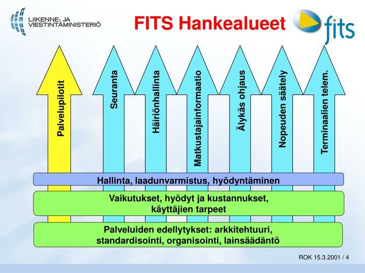 FITS Hankealueet