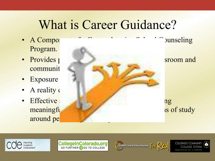 What is Career Guidance?