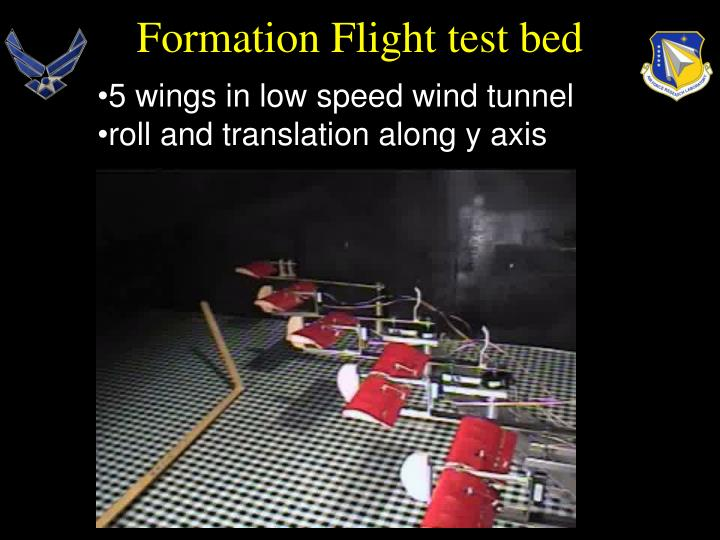 Formation Flight test bed