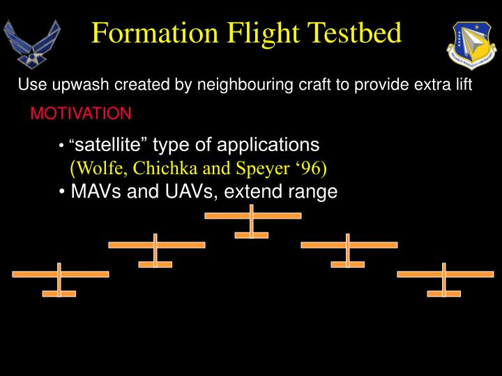 Formation Flight Testbed