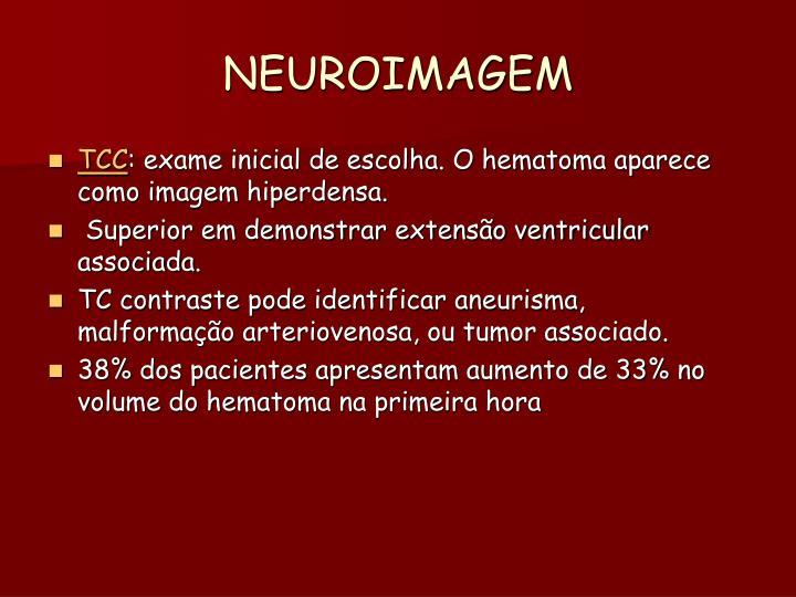 NEUROIMAGEM