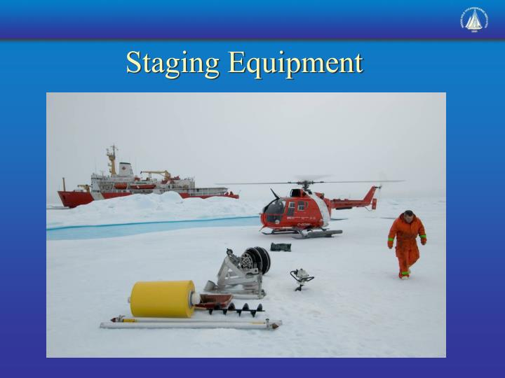 Staging Equipment