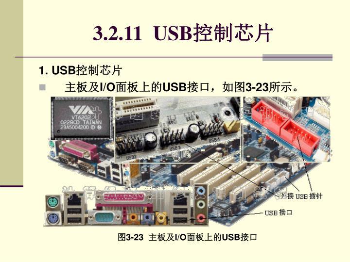 3.2.11  USB