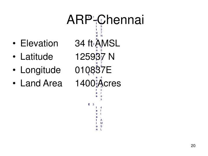 ARP-Chennai