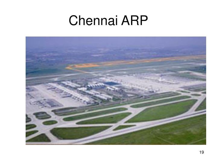 Chennai ARP