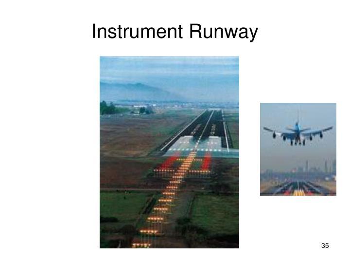 Instrument Runway