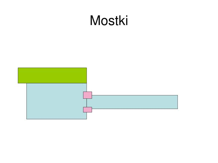 Mostki