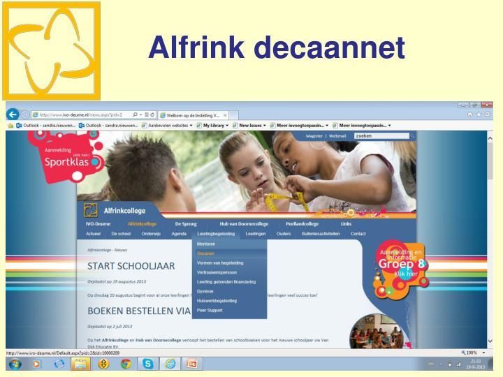 Alfrink