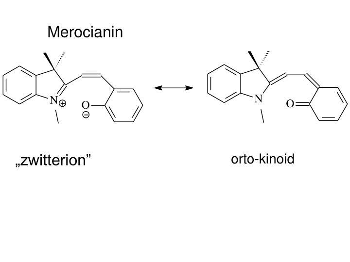 Merocianin