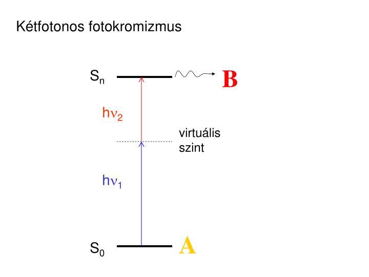 Kétfotonos fotokromizmus