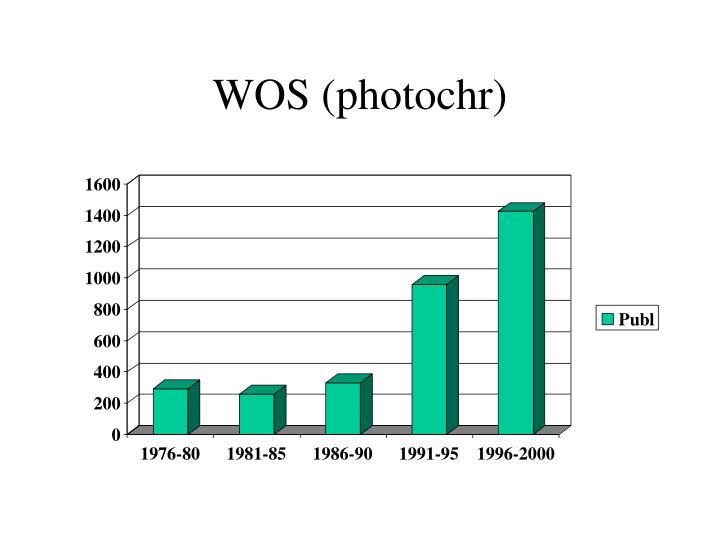 WOS (photochr)