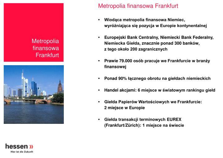 Metropolia finansowa