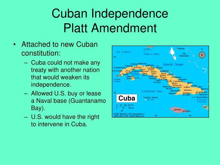 Cuban Independence