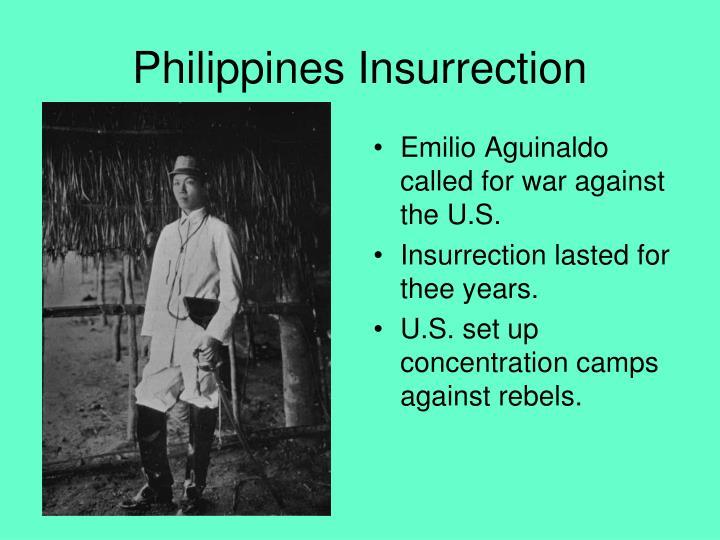 Philippines Insurrection