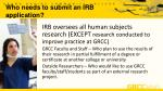 who needs to submit an irb application1