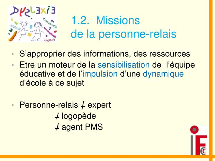 1.2.  Missions