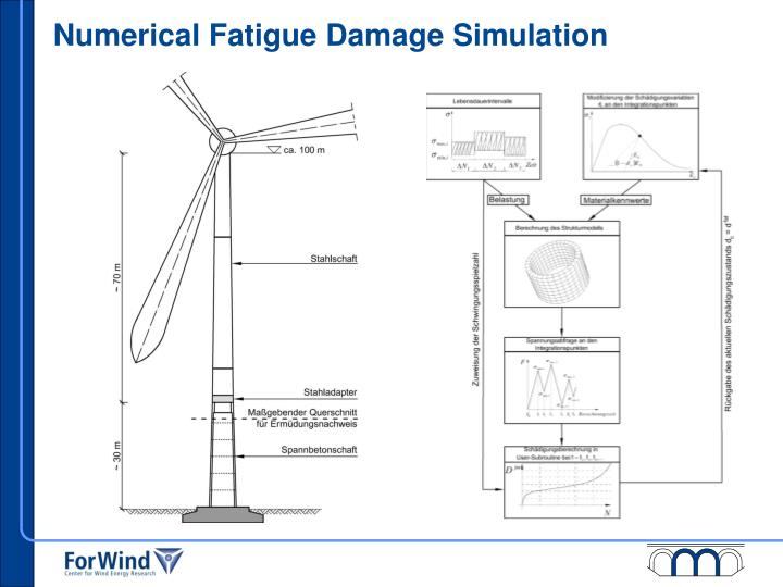 Numerical Fatigue Damage Simulation