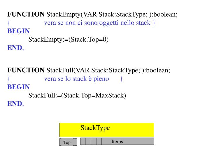StackType