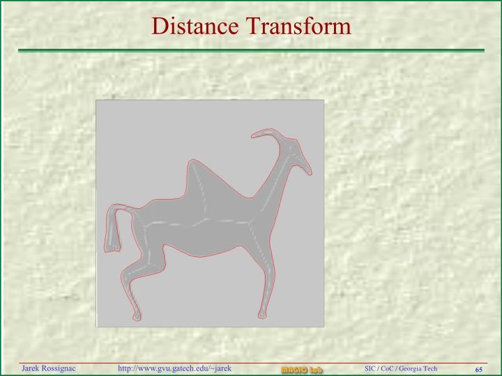 Distance Transform