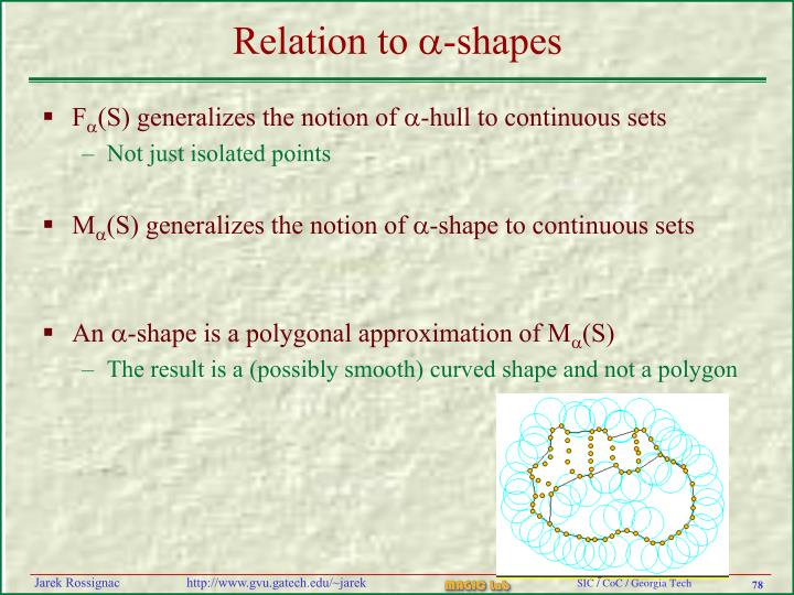 Relation to