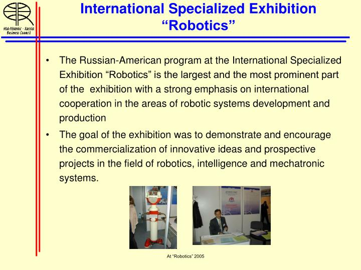 International Specialized Exhibition