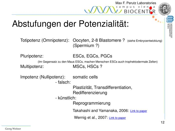 Max F. Perutz Laboratories