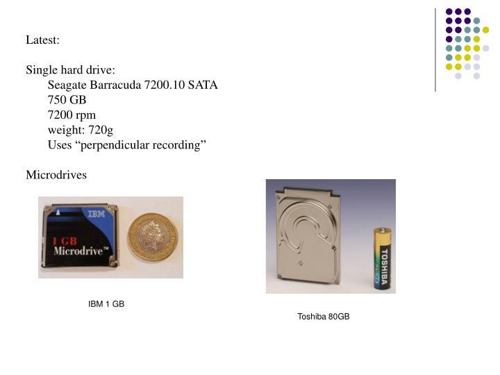 IBM 1 GB